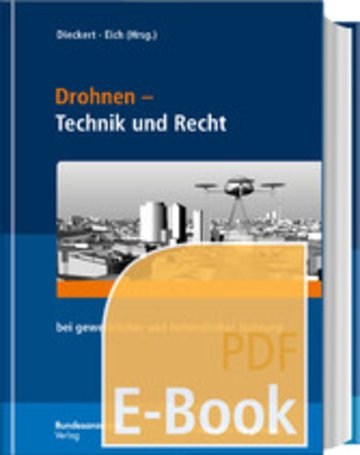 eBook Drohnen - Technik und Recht Cover