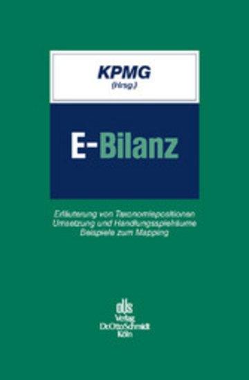eBook E-Bilanz Cover