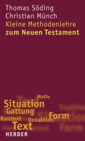 eBook E-Book: Kleine Methodenlehre zum Neuen Testament Cover