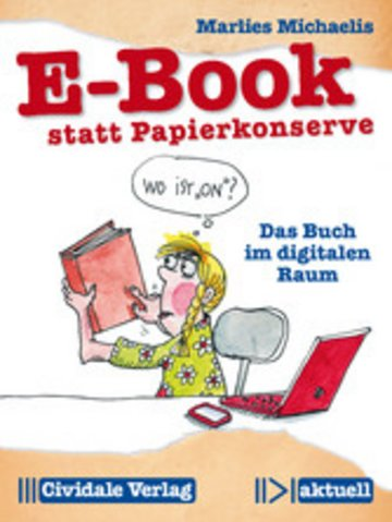 eBook E-Book statt Papierkonserve Cover