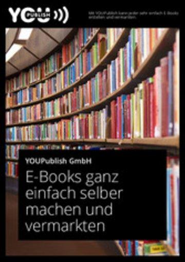 eBook E-Books ganz einfach selber machen und vermarkten Cover