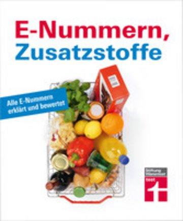 eBook E-Nummern, Zusatzstoffe Cover