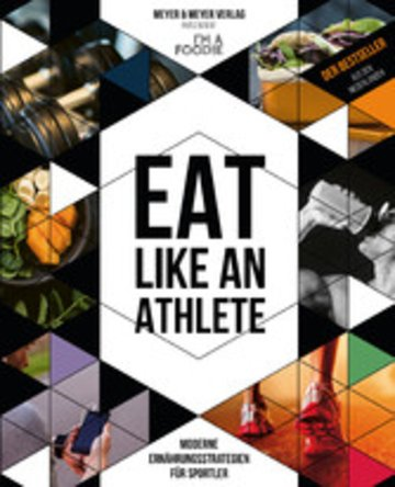 eBook Eat like an Athlete Cover