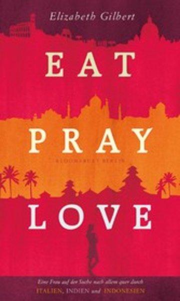 eBook Eat, Pray, Love Cover
