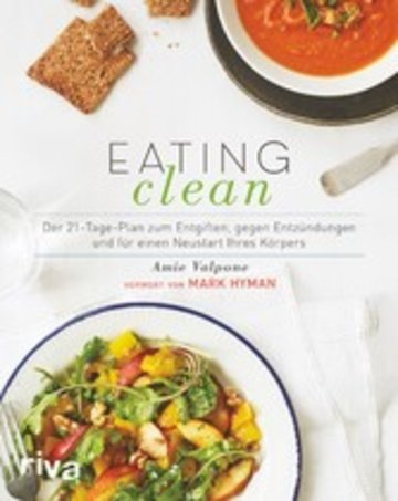 eBook Eating Clean Cover