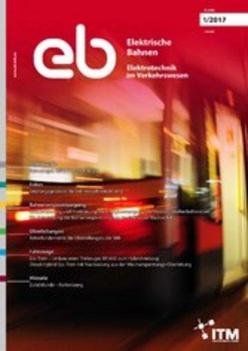 eBook eb - Elektrische Bahnen 01/2017 Cover