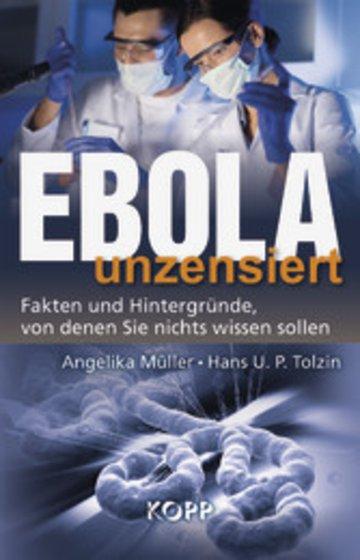 eBook Ebola unzensiert Cover