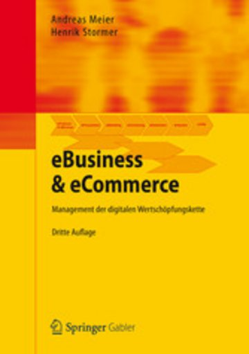 eBook eBusiness & eCommerce Cover