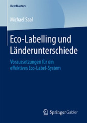eBook Eco-Labelling und Länderunterschiede Cover