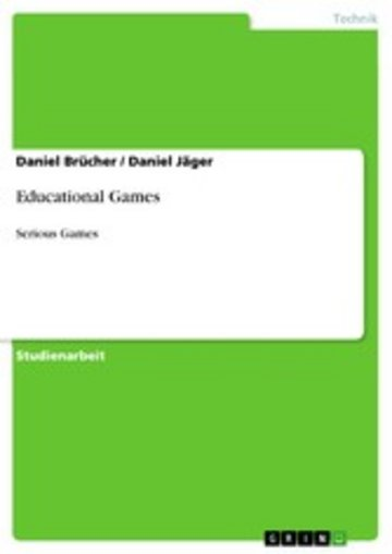 eBook Educational Games Cover