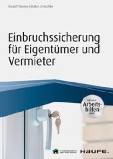 eBook Einbruchsicherung Cover