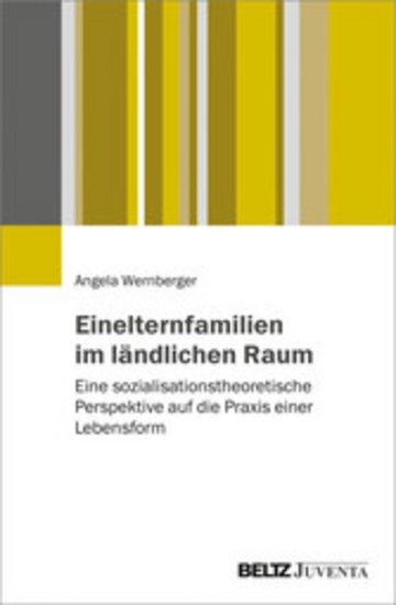 eBook Einelternfamilien im ländlichen Raum Cover