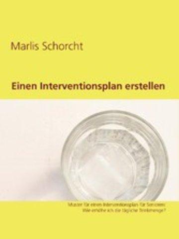 eBook Einen Interventionsplan erstellen Cover