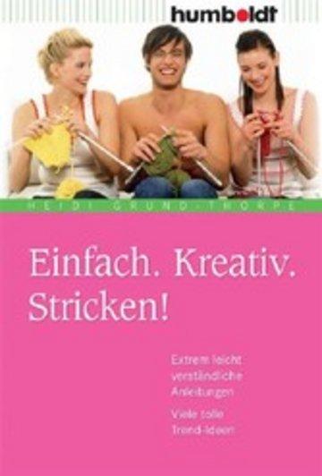 eBook Einfach. Kreativ. Stricken! Cover