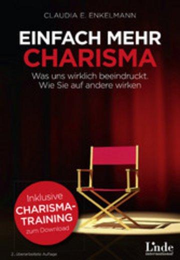 eBook Einfach mehr Charisma Cover