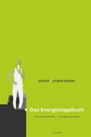 eBook einfach ! schlank bleiben - das Energietagebuch Cover