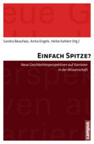 eBook Einfach Spitze? Cover