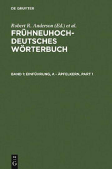 eBook Einführung, a - äpfelkern Cover