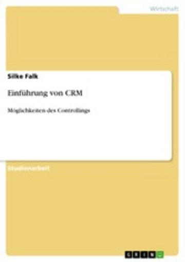 eBook Einführung von CRM Cover