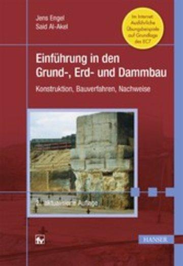eBook Einführung in den Grund-, Erd- und Dammbau Cover