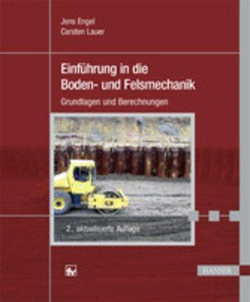 eBook Einführung in die Boden- und Felsmechanik Cover