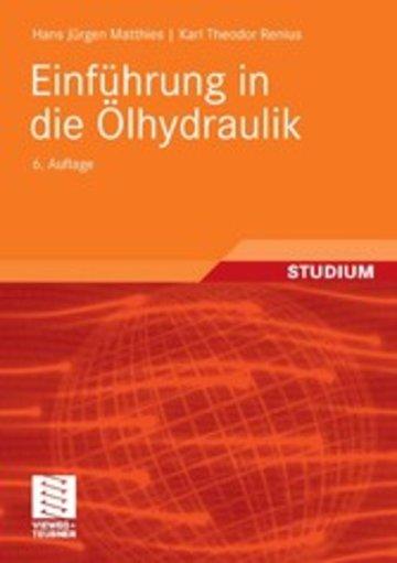 eBook Einführung in die Ölhydraulik Cover