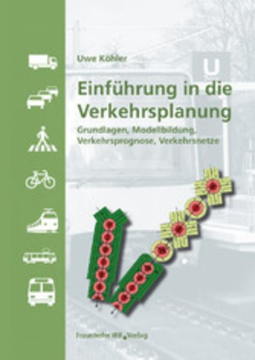 eBook Einführung in die Verkehrsplanung. Cover