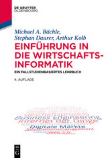 eBook Einführung in die Wirtschaftsinformatik Cover