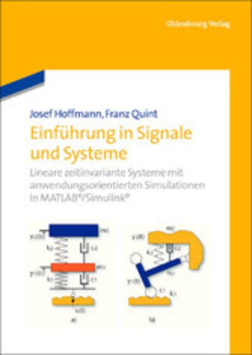 eBook Einführung in Signale und Systeme Cover