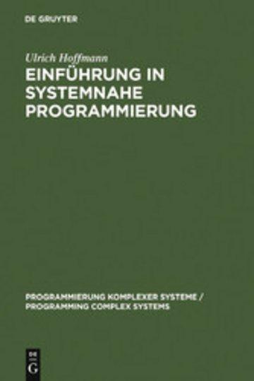 eBook Einführung in systemnahe Programmierung Cover