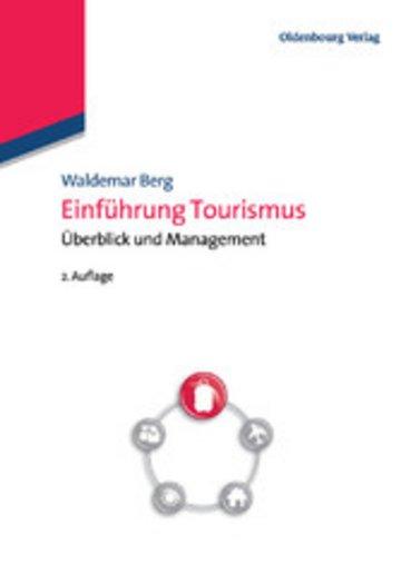 eBook Einführung Tourismus Cover
