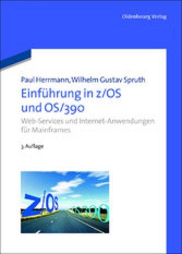 eBook Einführung in z/OS und OS/390 Cover