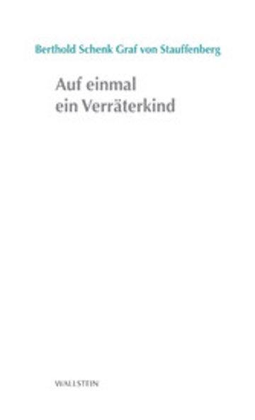 eBook Auf einmal ein Verräterkind Cover