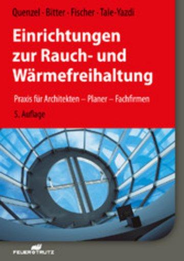 eBook Einrichtungen zur Rauch- und Wärmefreihaltung - E-Book (PDF) Cover
