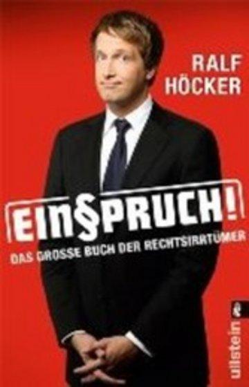 eBook Einspruch! Cover