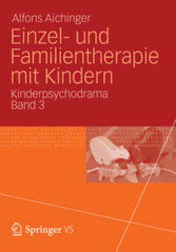 eBook Einzel- und Familientherapie mit Kindern Cover