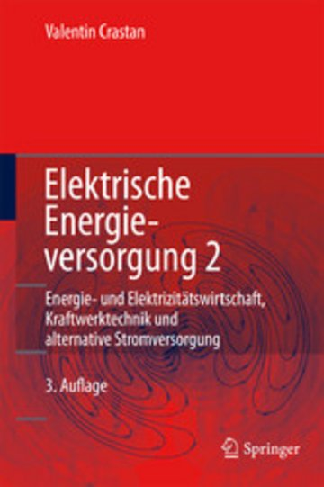 eBook Elektrische Energieversorgung 2 Cover