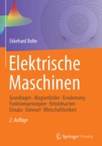 eBook Elektrische Maschinen Cover