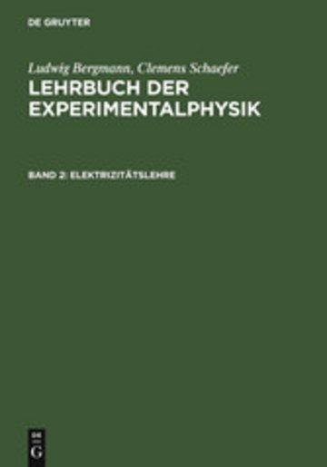 eBook Elektrizitätslehre Cover
