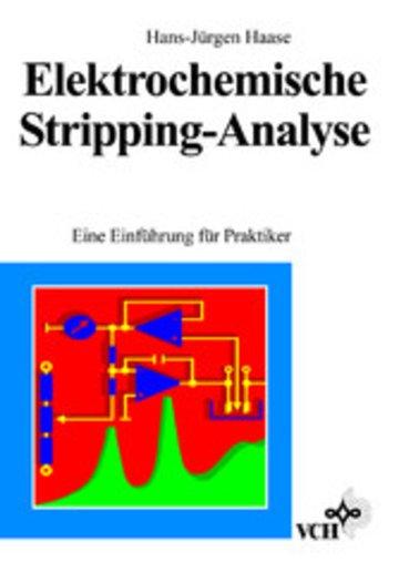eBook Elektrochemische Stripping-Analyse Cover