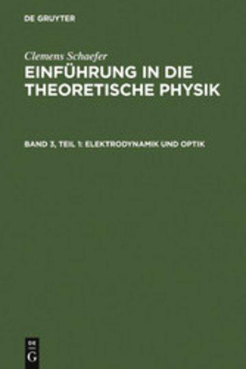 eBook Elektrodynamik und Optik Cover