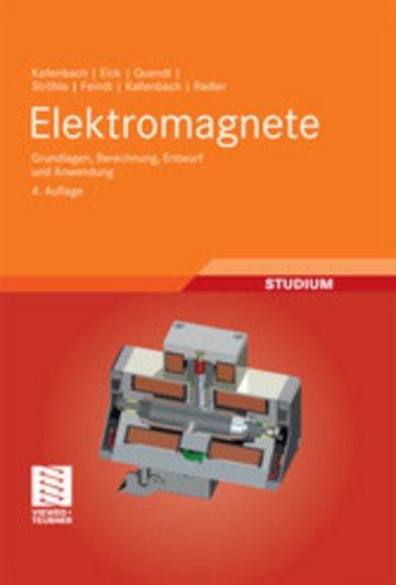 eBook Elektromagnete Cover