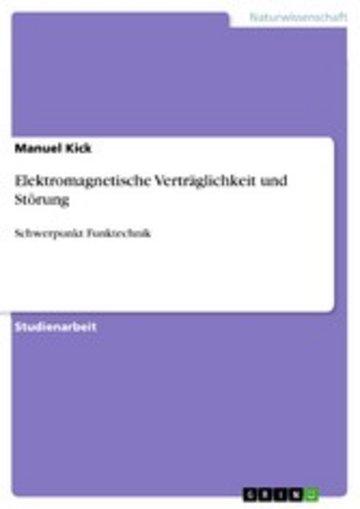 eBook Elektromagnetische Verträglichkeit und Störung Cover