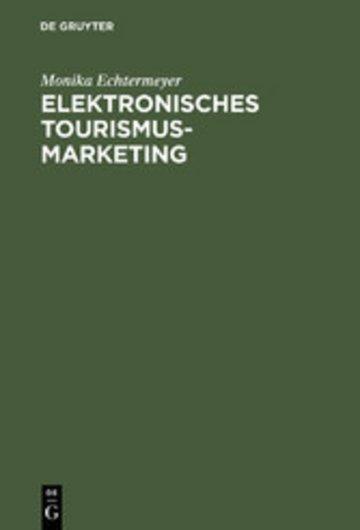 eBook Elektronisches Tourismus-Marketing Cover
