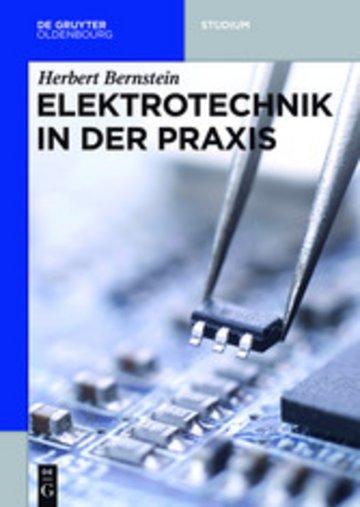 eBook Elektrotechnik in der Praxis Cover