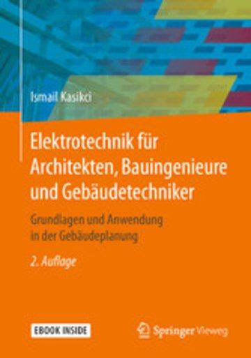 eBook Elektrotechnik für Architekten, Bauingenieure und Gebäudetechniker Cover
