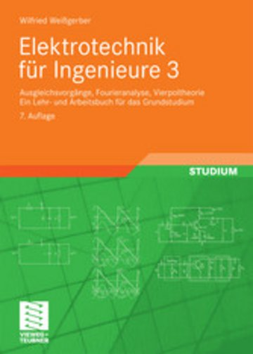 eBook Elektrotechnik für Ingenieure 3 Cover