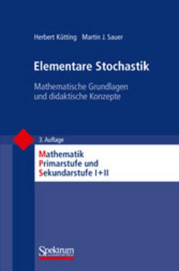 eBook Elementare Stochastik Cover