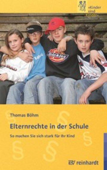 eBook Elternrechte in der Schule Cover