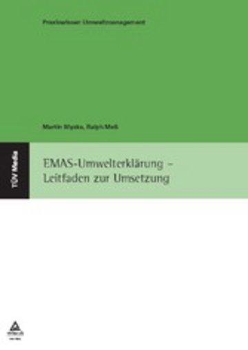 eBook EMAS-Umwelterklärung Cover